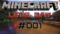Let's Day Minecraft #001 [HD] [Deutsch] - Eine sehr Großes Ufer Minecraft Blog Post