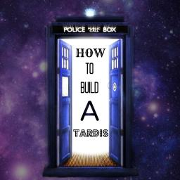 How To Build A TARDIS Minecraft Blog Post