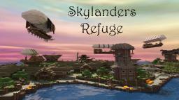Skylanders Refuge Minecraft Map & Project