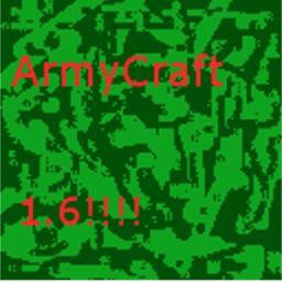 ArmyCraft Minecraft Texture Pack