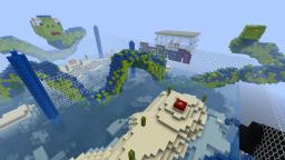 Capture The Flag Water Map [Mini Game] Minecraft Map & Project