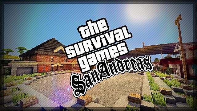 The Survival Games San Andreas Download Minecraft Project