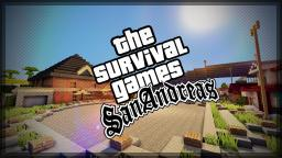 The Survival Games - San Andreas (Download) Minecraft