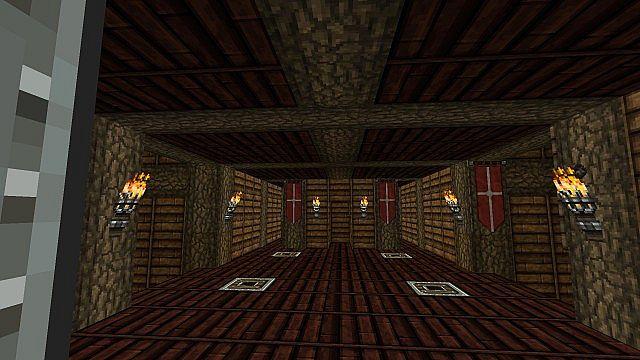 Towerhouse Minecraft Project