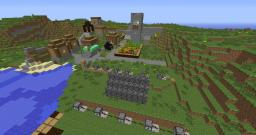 made by Dog798 and pumped 22 first map Minecraft Project