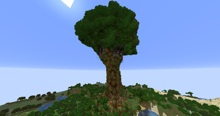 New spawn for 1.16!