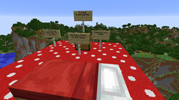 Mushroom Survival Map Minecraft Map & Project