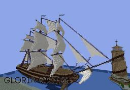 Gloria victis Minecraft Project