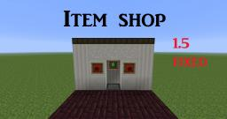 Vending Machine / Automatic Shop [1.5] Minecraft Map & Project