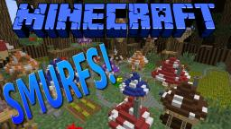 Smurf Village Minecraft