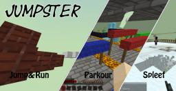Jumpster - Jump&Run / Skywars / Plotworld Minecraft Server