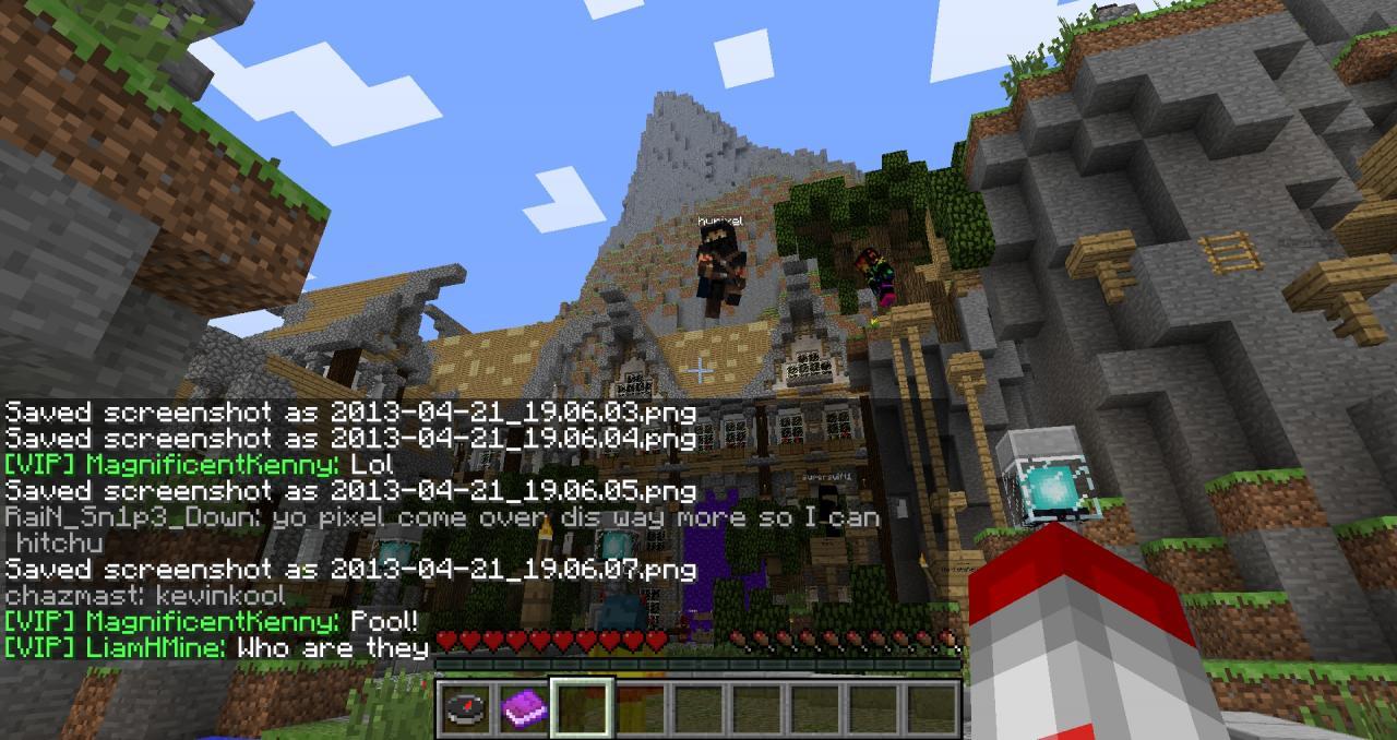 Hypixel's New Herobrine map? Minecraft Blog