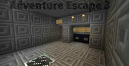 Adventure Escape v3 Minecraft Map & Project