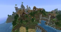 my projects Minecraft Map & Project