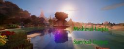 Medieval lands survival games. Minecraft Project