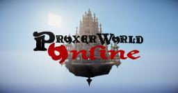 Proxerworld Online Minecraft Project