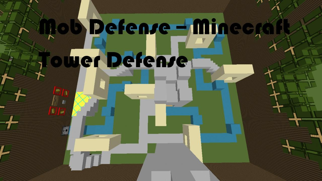 Minecraft Tower Defense 3 Hacked - QiQiGames.Com - Play ... |Play Minecraft Tower Defense Hacked