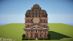 Baroque Mansion 2 Minecraft Project