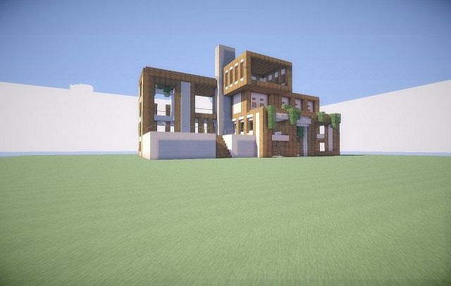 Misc Buildings Cinematics Minecraft Project