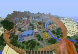 Tale of Naruto Adventure map Minecraft Map & Project