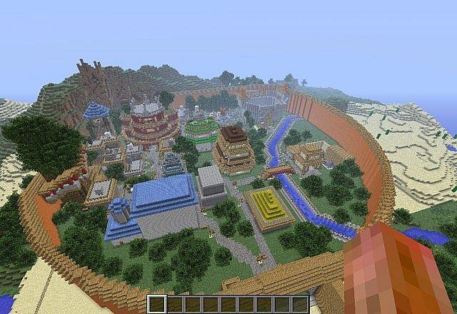leaf village