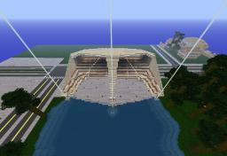 Laku Alboko- A Modern amphitheatre By EMS49 Minecraft Map & Project