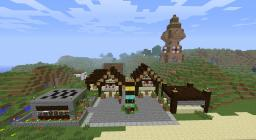 Mineville Minecraft Map & Project