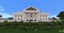 The White House - New and Improved for 1.5.2! Minecraft Map & Project