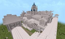 Minecraft creations | Sant Frascatis Castle Minecraft Map & Project