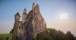 Green Hill Castle Minecraft