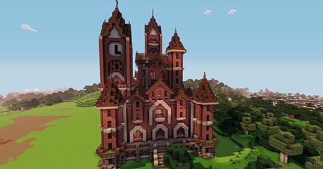 Minecraft Vict Victorian