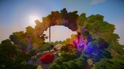 Sunset Valley | Minecraft Survival Gamea Map Minecraft Project