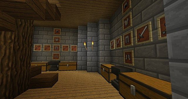 Castle Hilgard Minecraft Project
