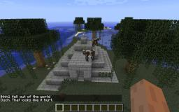 treasure temple Minecraft Map & Project