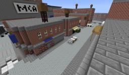 MCA: maps 2 Ghost Town Minecraft Map & Project