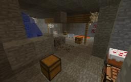 mineshaft (late survival games arena) Minecraft Map & Project