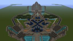 The First Elemental Stronghold. Daijjin of the Riptides Minecraft Map & Project