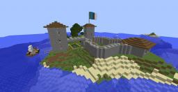 Fort Anemos Minecraft Map & Project