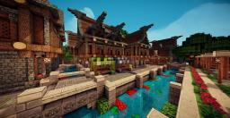 The Town of Turiel [Download] Minecraft Map & Project