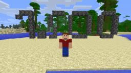 1.500 downloader special(Short Animation) Minecraft Map & Project