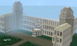 Project Chateau Minecraft Map & Project