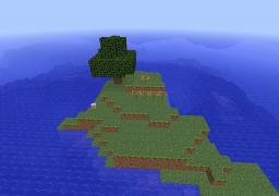 bad luck island Minecraft Project