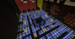 Playable Pacman Minecraft Map & Project