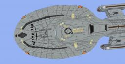 Star Trek USS Voyager Minecraft