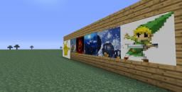 MarioCraft: (FOR 1.6) Minecraft Texture Pack