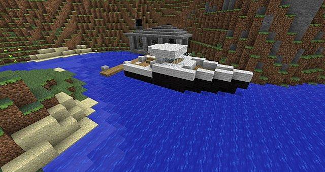 Blur Modern Mansion Massive Minecraft Project
