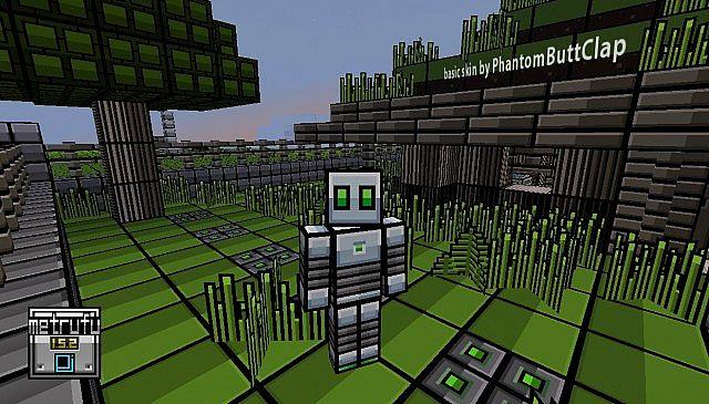 B10X0RZ, the Blocky Bot by PhantomButtClap - Thank you Phantom!