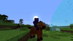 RIDE HORSES! WATCH VIDEO TO JOIN!!! Minecraft Server