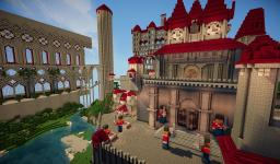 Mincraft Kingdom Minecraft Project
