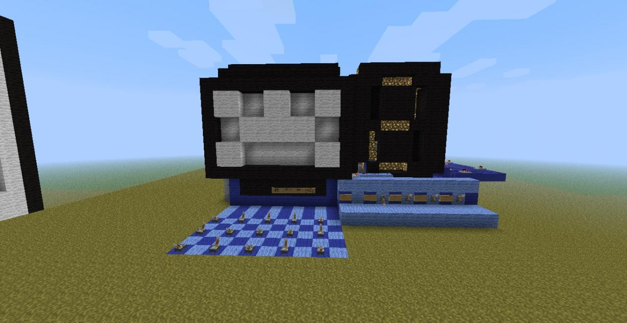 minecraft redstone computer (update-version)1.1.3 ...